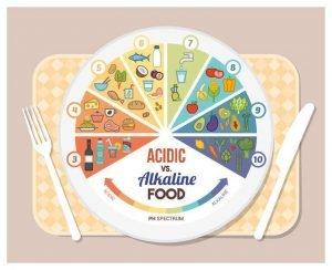 acid-alkaline foods